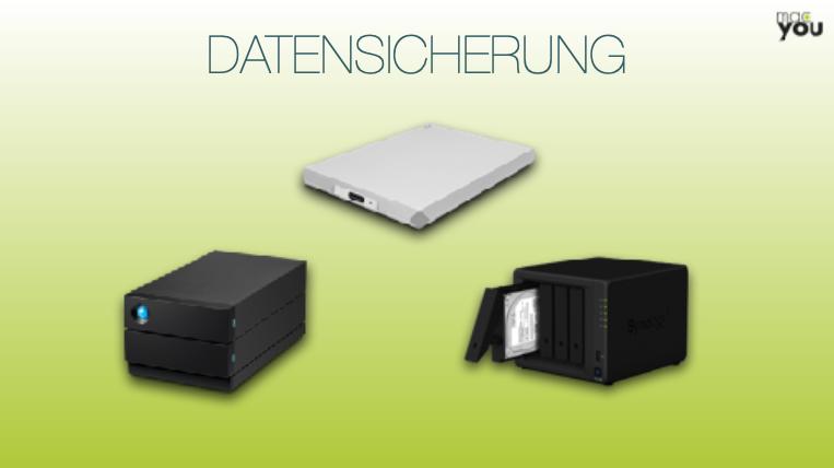World Backup day Datensicherung externe Festplatte, NAS, Raid