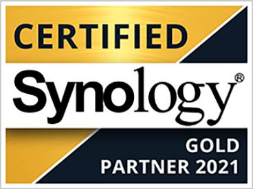 Synology Gold Partner